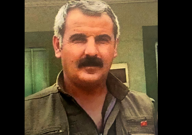 PKK'nın üst düzey sorumlularından Fuat Zengin öldürüldü