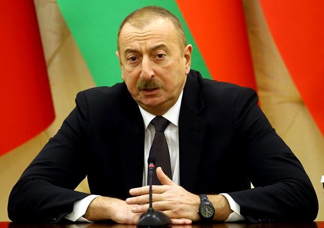 Aliyev: Türkiye'siz sorun çözülmez