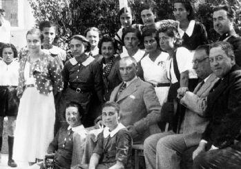 Genelkurmay arşivlerinden en özel Atatürk fotoğrafları