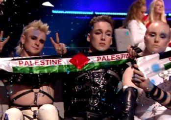 Eurovision finaline Filistin damgası