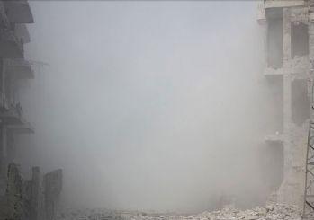 İdlib'e saldırı: 4 çocuk 12 sivil hayatını kaybetti