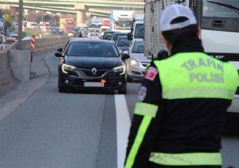 Çakarlı aracı durduran polise iyi haber!