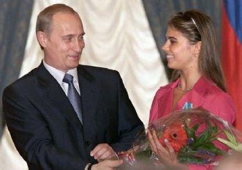 Putin'in baba olduğu iddia edildi!
