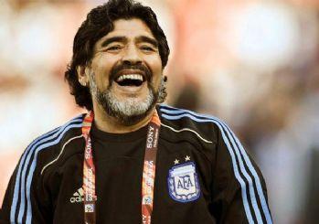 Maradona kendi belgeselini izlemedi!