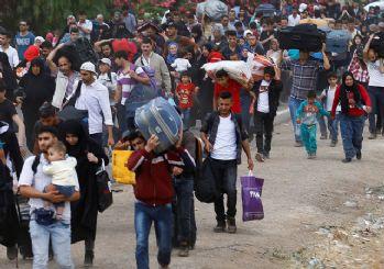 Suriyeliler bayramlaşmak için ülkesine gidiyor!