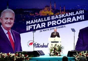 Erdoğan'dan AK Partililere İstanbul talimatı