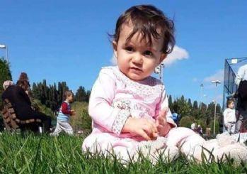 1,5 yaşındaki Ecrin'in 20 gün sonra cesedini bulundu