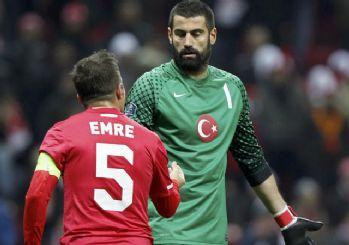Emre Belözoğlu'nun isteği: Volkan takımda kalsın!