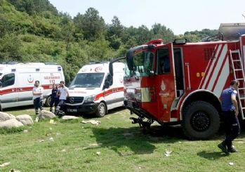 Alibeyköy Barajına giren 2 çocuktan acı haber!