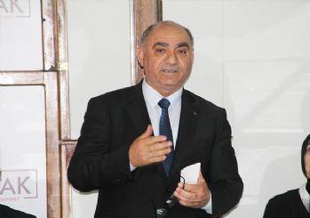 AK Partili vekile uyarı cezası