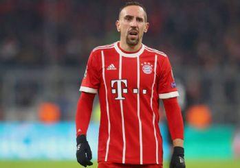 Ribery Cimbom transferini değerlendiriyor!