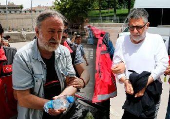 Zümrüt Apartmanı'nın yazarı ve yayıncısı serbest bırakıldı