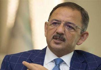 Mehmet Özhaseki: Karşı tarafta FETÖ ile PKK var!
