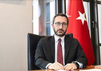 Fahrettin Altun: TSK mensuplarımıza yönelik tahripkar ifadeleri kınıyoruz