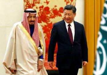 Suudi Arabistan Çin'in yardımıyla füze programını hızlandırdı