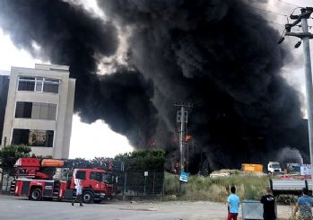 Kocaeli'deki fabrika yangınından acı haber: 4 kişi hayatını kaybetti