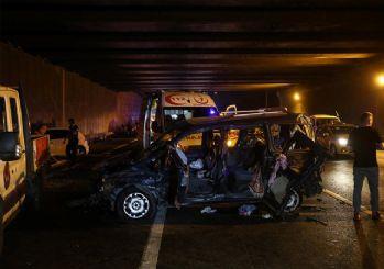 Makas atan sürücü 4 kişinin ölümüne neden oldu