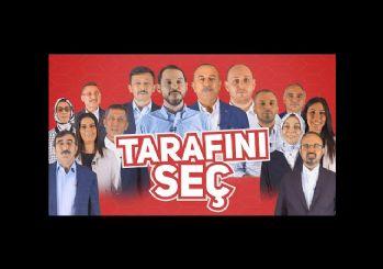 AK Parti'den 'Bakanlara gayri resmi sorular'