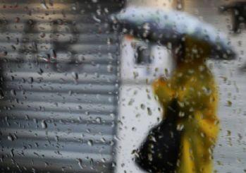 Marmara'da sağanak yağış!
