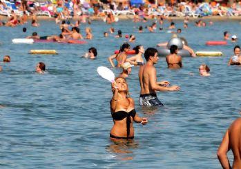 Bayram tatili turizmcileri mutlu etti!