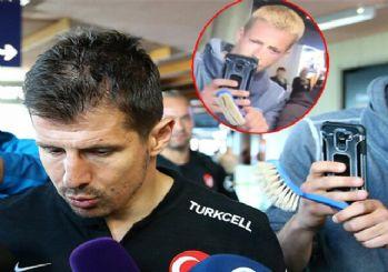 İzlanda'dan Türkiye maçına bulaşık fırçası yasağı