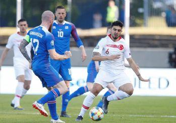 İzlanda'yı yine deviremedik! 2-1