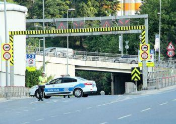 İstanbul'da motosiklet kazası: 1 ölü
