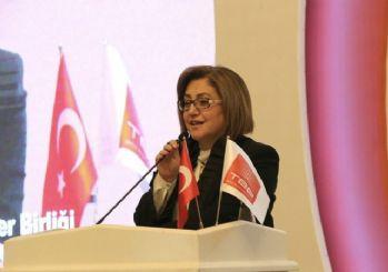 Fatma Şahin, tekrar Türkiye Belediyeler Birliği Başkanlığına seçildi