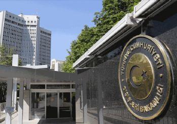 Dışişleri Bakanlığı'ndan 'basın özgürlüğü' açıklaması