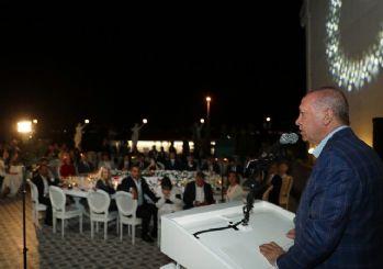 Erdoğan'dan S-400 açıklaması: O iş bizim için bitmiştir