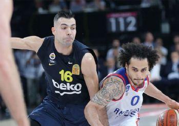 Basketbolda şampiyon Anadolu Efes!