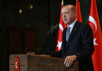 Erdoğan'dan ilk açıklama!