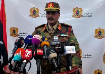 Libyalı Hafter güçlerinden Türkiye'ye tehdit!