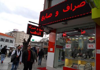 Suriyeli esnafların Arapça tabelalarıyla ilgili yeni gelişme!