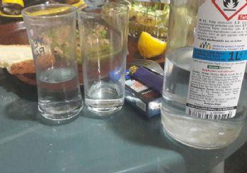 Metil alkol zehirlenmesine 6 gözaltı!