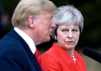 Dünya bunu konuşuyor! İngiliz Büyükelçi: Trump beceriksiz