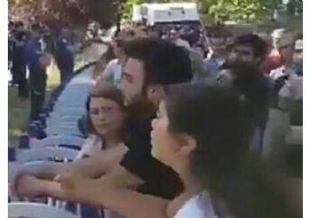 ODTÜ'lü öğrenciden polise hakaret: Fuhuş yaparsınız!