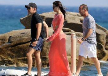 Adriana Lima gönlünü yine Türk'e kaptırdı!