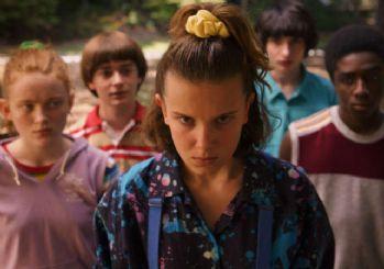 Stranger Things'in 3.sezon set görüntüleri!