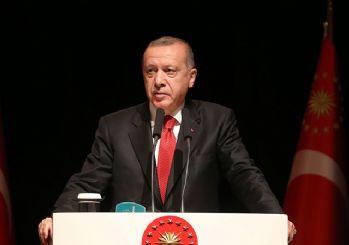 Erdoğan'dan AK Partili vekillere: Ben yalnız değilim, biz hep beraberiz