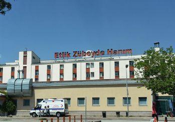 Ankara'da hastanede kimyasal madde alarmı: Hastalar tahliye edildi