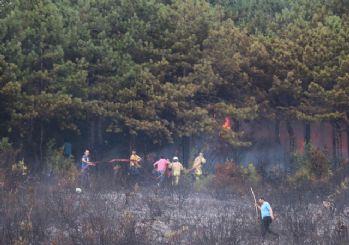 Valilik: Aydos'taki orman yangınını 2 çocuk çıkardı