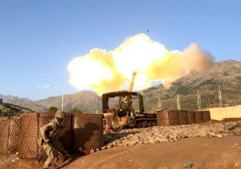Kuzey Irak'ta yeni kara harekatı! Pençe-2 harekatından ilk görüntüler