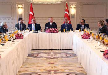 Erdoğan'dan S-400 mesajı: Savaşa hazırlanmıyoruz!