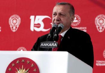 Erdoğan: Asla teşebbüs edemeyecekler!
