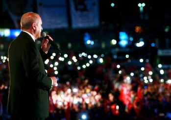Vatandaşlar Atatürk Havalimanı'na akın etti! Erdoğan müjdeyi verdi