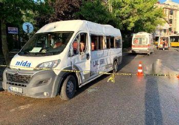 Otobüs dükkana girdi: 1 ölü, 3 yaralı