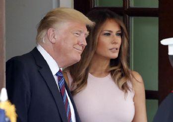 Trump'a tepkiler büyüyor! Bu sefer Melania'nın durumu dikkat çekti