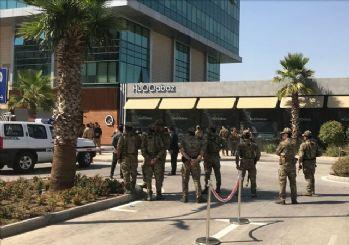 Erbil'deki saldırıya Türkiye'den tepki!