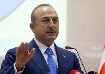 Dışişleri Bakanı Çavuşoğlu'dan Erbil'deki saldırıya ilişkin açıklama